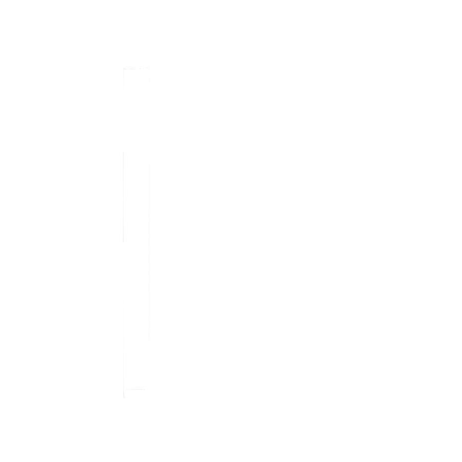 Reer Cancelletto MyGate per Porte bianco/grigio
