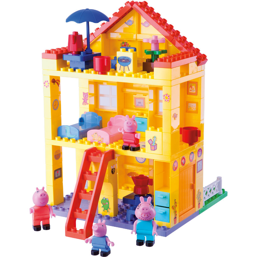 Big Playbig Bloxx Peppa Pig Peppa S House