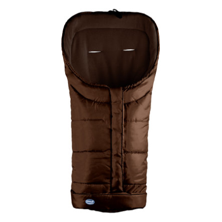 URRA Footmuff Standard large mocha/brown