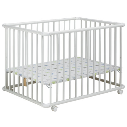 GEUTHER Playpen Belami white 73x102cm (2231) WE 032
