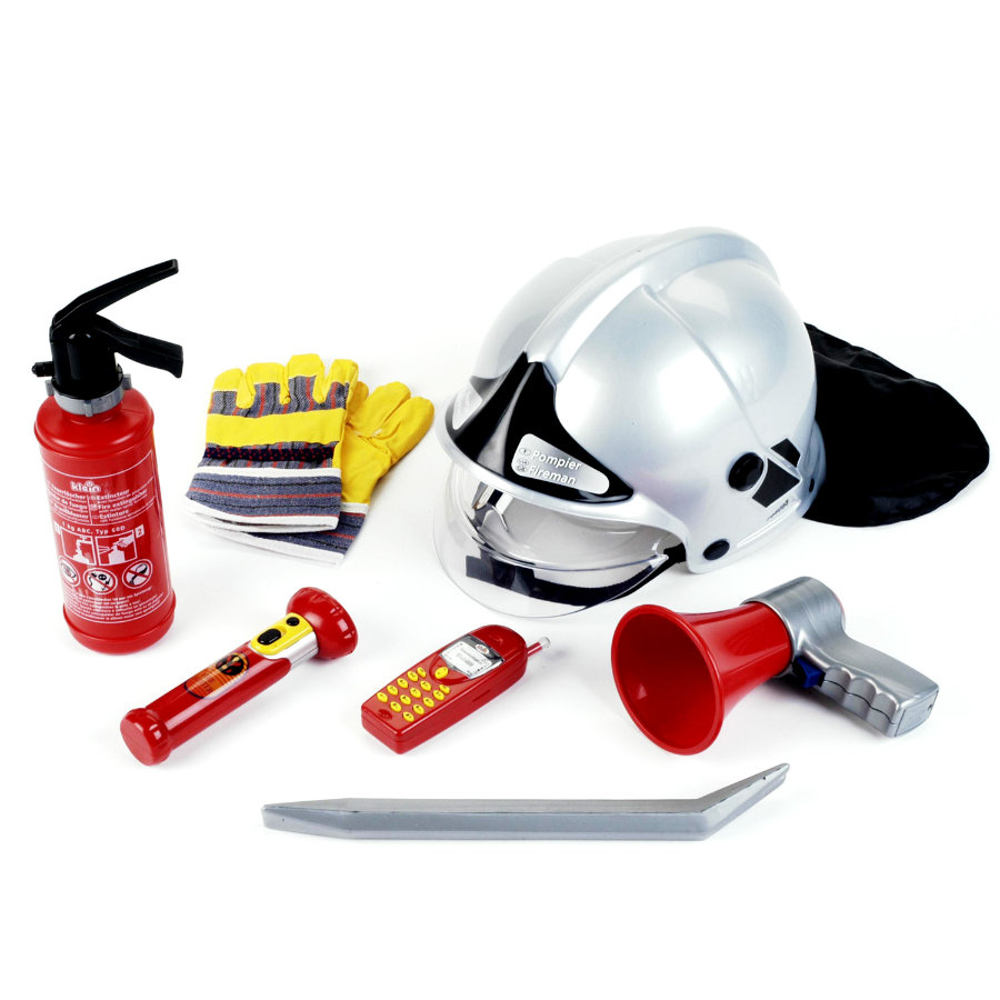 Theo klein Set de bomberos (7 artículos), 8928