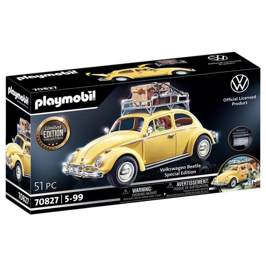 PLAYMOBIL® Figurine Volkswagen Coccinelle édition spéciale 70827