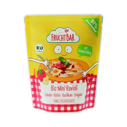 FRUCHTBAR®Bio-Mini-Ravioli Tomate-Kürbis-Basilikum-Oregano ab dem 12. Monat 190 g