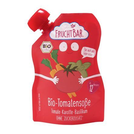 FRUCHTBAR® Fruchtige Bio-Tomatensoße Tomate-Karotte-Basilikum ab dem 12. Monat 190 g