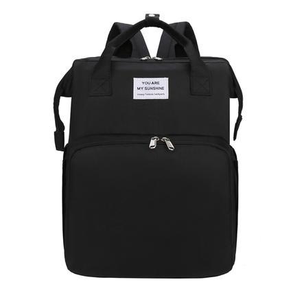 Stella Bag Plecak Basic Czarny Sunshine