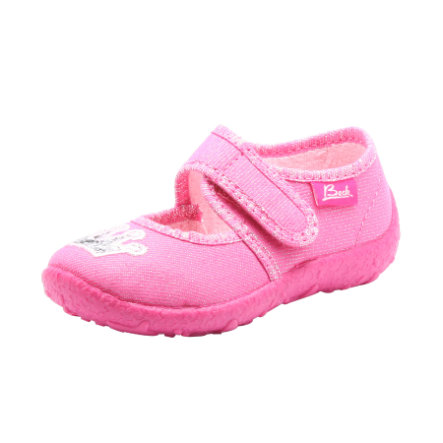 BECK Girls Pantofole PRINCESS pink