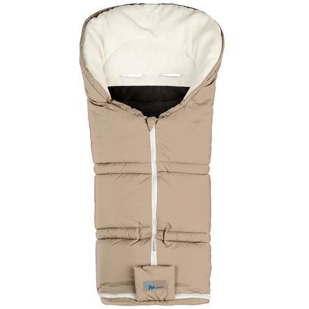 Altabebe vinter-kørepose, Klima Guard (AL2278sx08) Sympa Tex, beige / hvidvask - Sahara