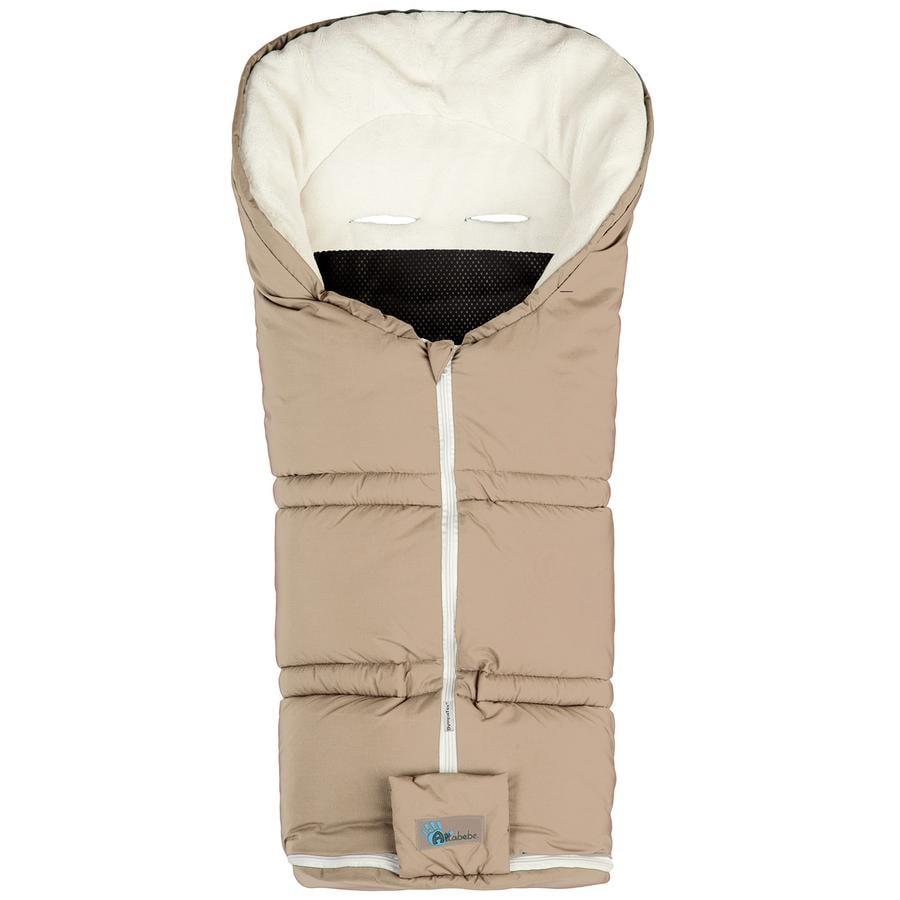 ALTA BÉBE Coprigambe invernale Klima Guard (AL2278sx08) Sympa Tex, beige/whitewash- Sahara