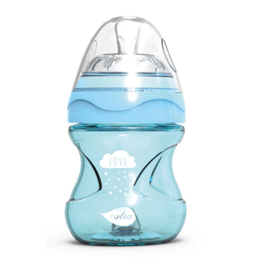 nuvita Babyflasche Anti - Kolik Mimic Cool! 150ml in hellblau