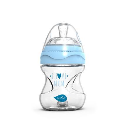 nuvita Babyflasche Anti - Kolik Mimic Collection 150ml in hellblau