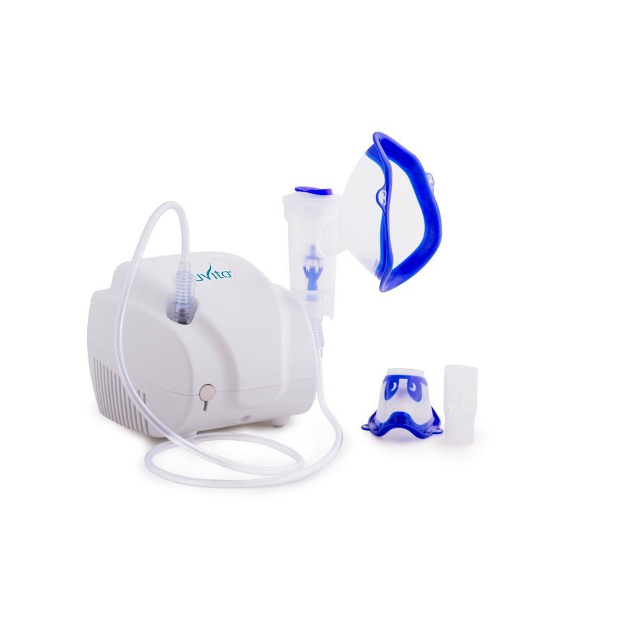 nuvita Inhalator Nebulisator Piston Technology für Neugeborene