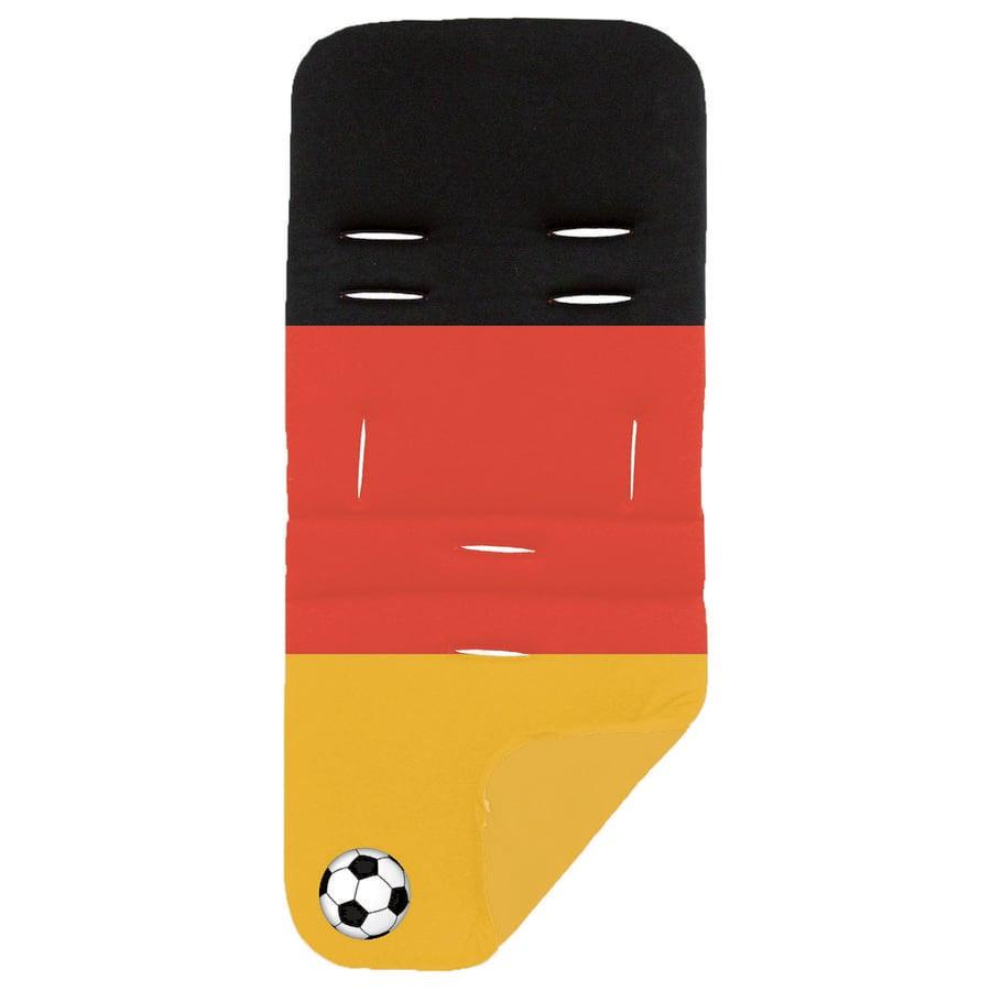 FILLIKID Matelas réducteur d'assise Vario à mémoire de forme, Football