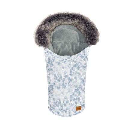 fillikid Winterfußsack Lhotse für Babyschale Eis