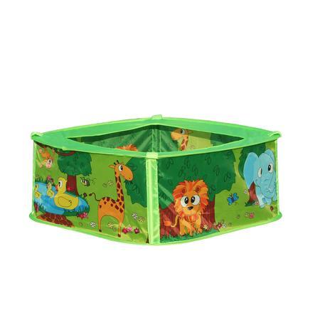 "knorr® toys Bällebad - ""Zoo"" inkl. 25 bunten Bällen"