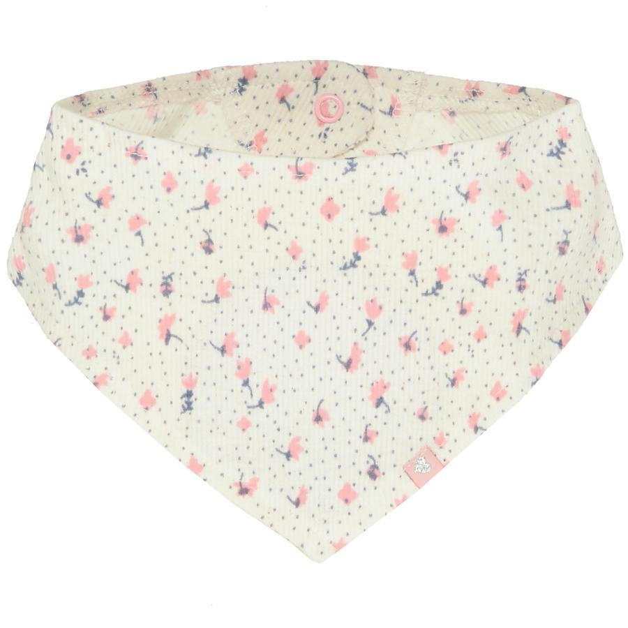 STACCATO  Tørklæde cream melange mønstret