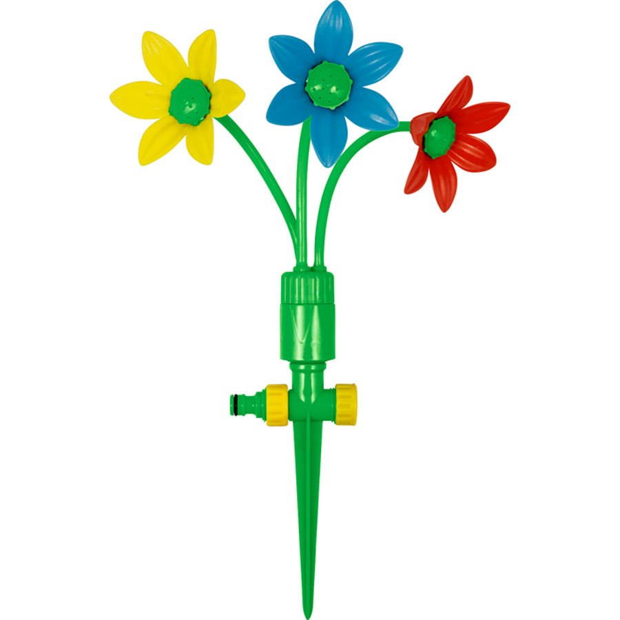 SPIEGELBURG COPPENRATH Zábavná květina s postřikovačem (displej)
