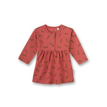 Sanetta Pure Kleid rot