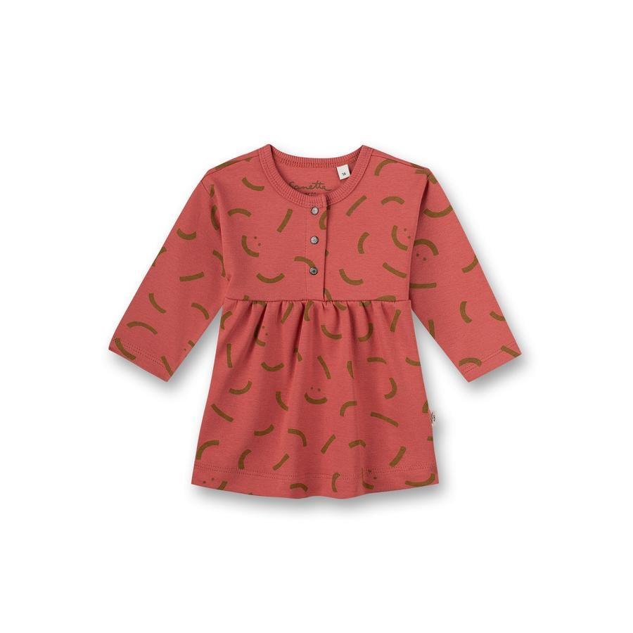 Sanetta Čisté šaty červené