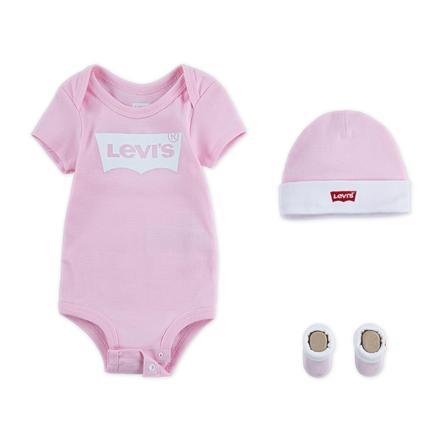 Levi's® Kids Set 3tlg. rosa
