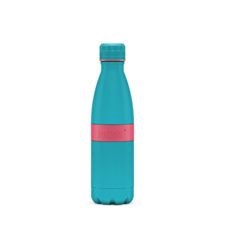 boddels® Trinkflasche TWEE mit Isolierfunktion blau 500 ml