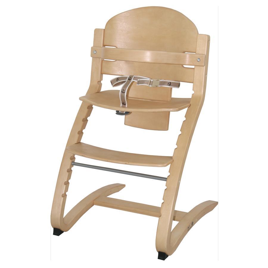 ROBA Krzesełko do karmienia Move up I naturalny