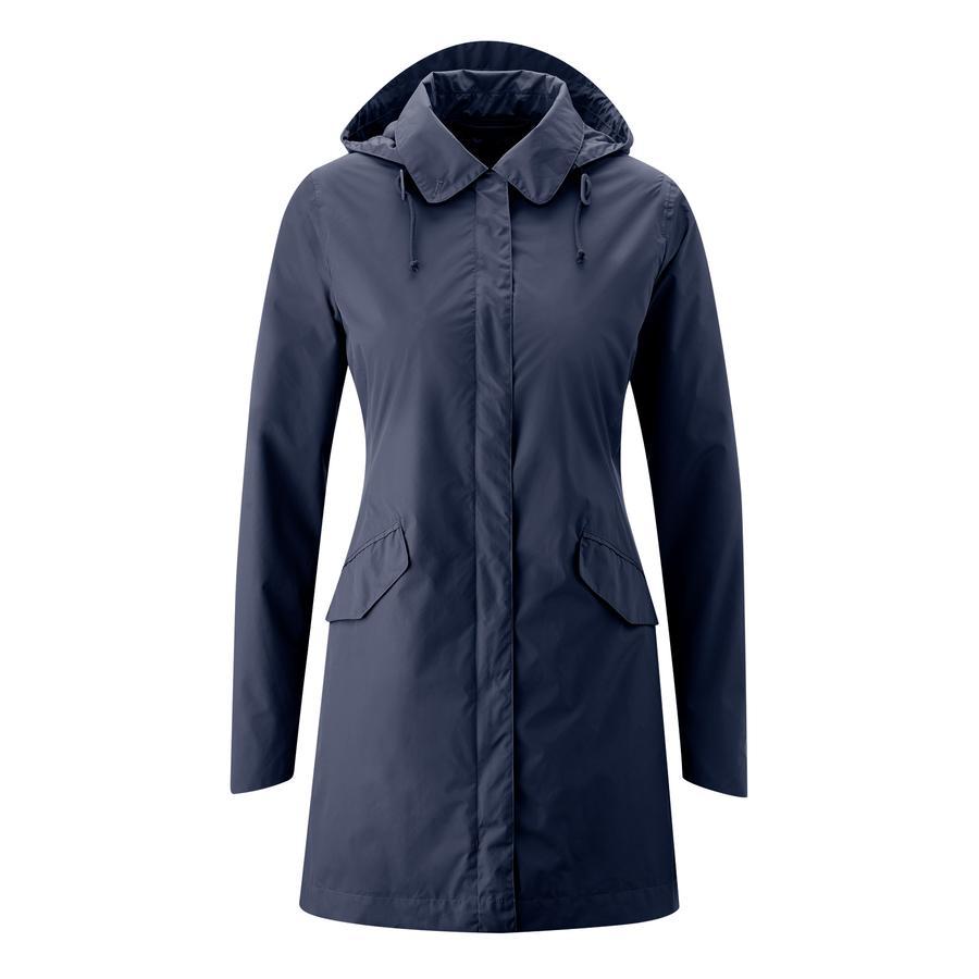 mamalila Rain Carrying Coat Dublin navy