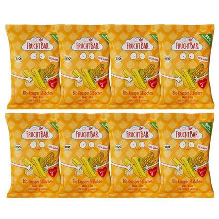 FRUCHTBAR® Bio-Knusper-Stäbchen Mais-Käse ab dem 12. Monat 8 x 30 g