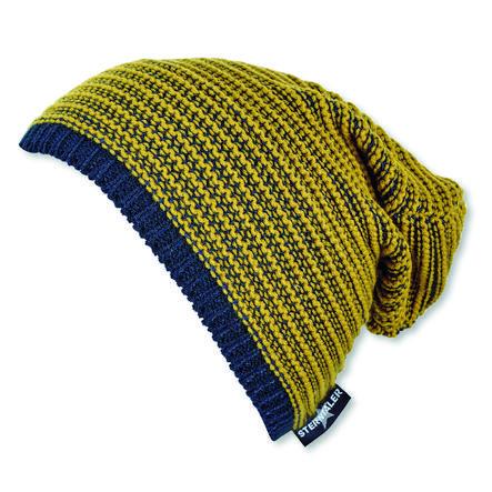 Sterntaler Bonnet tricoté marine