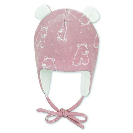 Sterntaler Inka-Mütze rosa