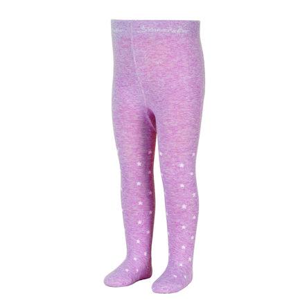 Sterntaler tights stars pink melange
