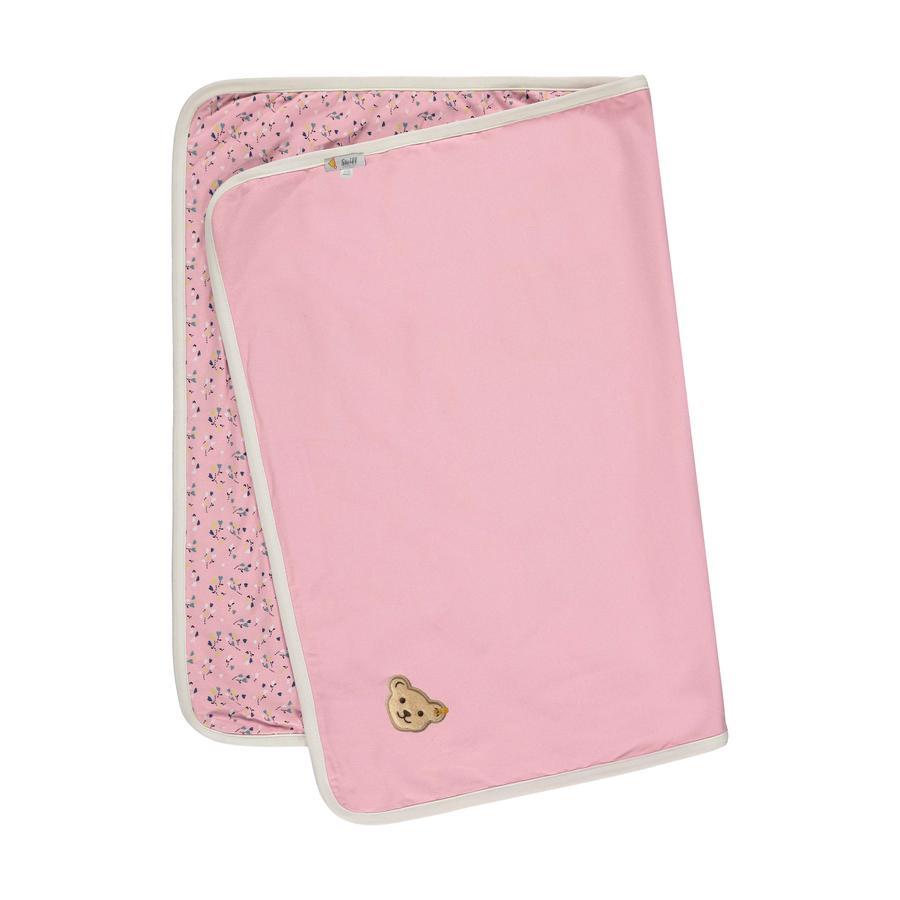 Steiff Decke Pink Nectar
