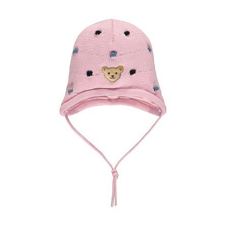 Steiff Kindermütze Pink Nectar