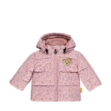 Steiff Giacca Pink Nectar