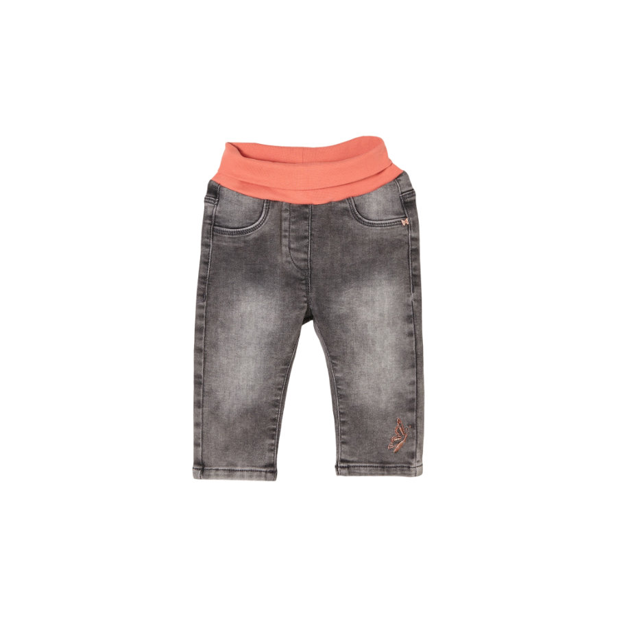 s.Oliver Jeans grey stretched denim