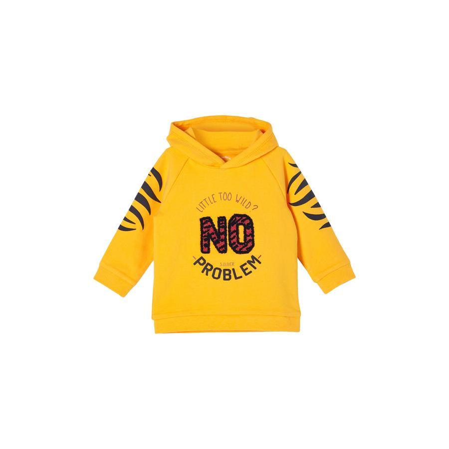 s. Olive r Sweatshirt yellow