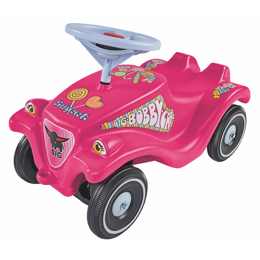 BIG Bobby Car Classic Candy pink