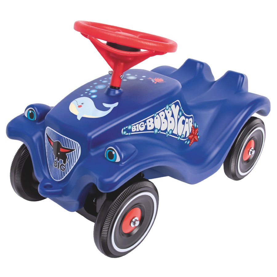 BIG Bobby Car Classic Ocean blau