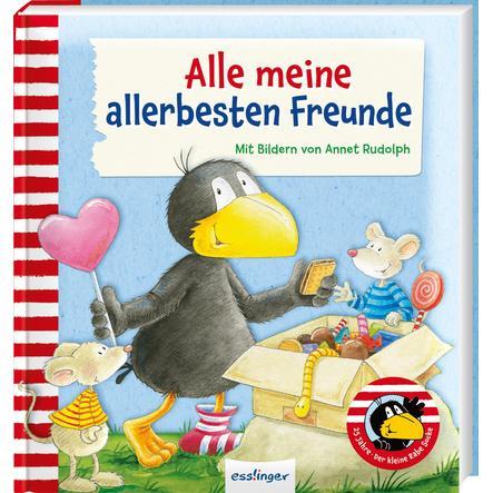 Esslinger Der kleine Rabe Socke: Alle meine allerbesten Freunde