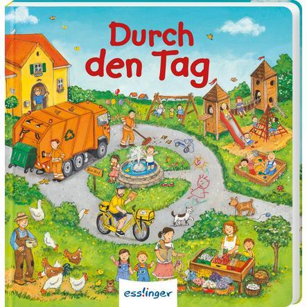 Esslinger Mein allererstes Wimmelbuch: Durch den Tag (Mini-Ausgabe)
