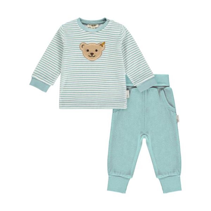 Steiff Baby Set 2-tlg. tourmaline