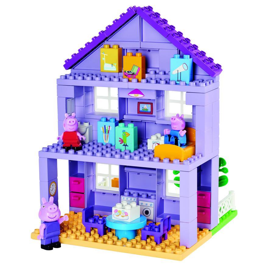 BIG Spill BIG Bloxx Peppa Pig - Bestefars hus