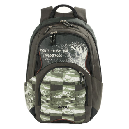 4YOU Flash RS Rucksack Flow 226-44 Wilderness