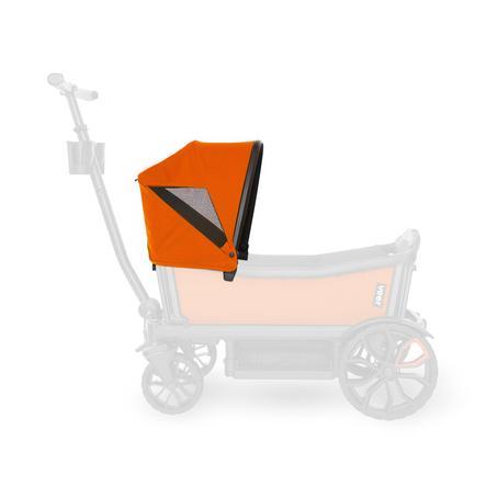Veer solseil Sienna Orange