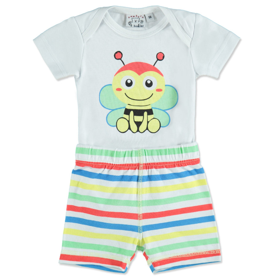 MAX COLLECTION Baby Body + Shorts BI