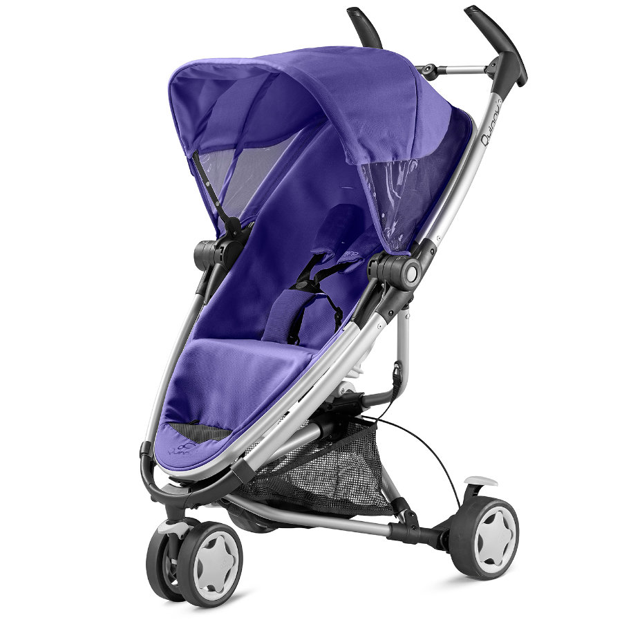 QUINNY Zapp Xtra Purple pace Model 2014