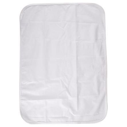 Einel vanntett sengepute hvit 40x50