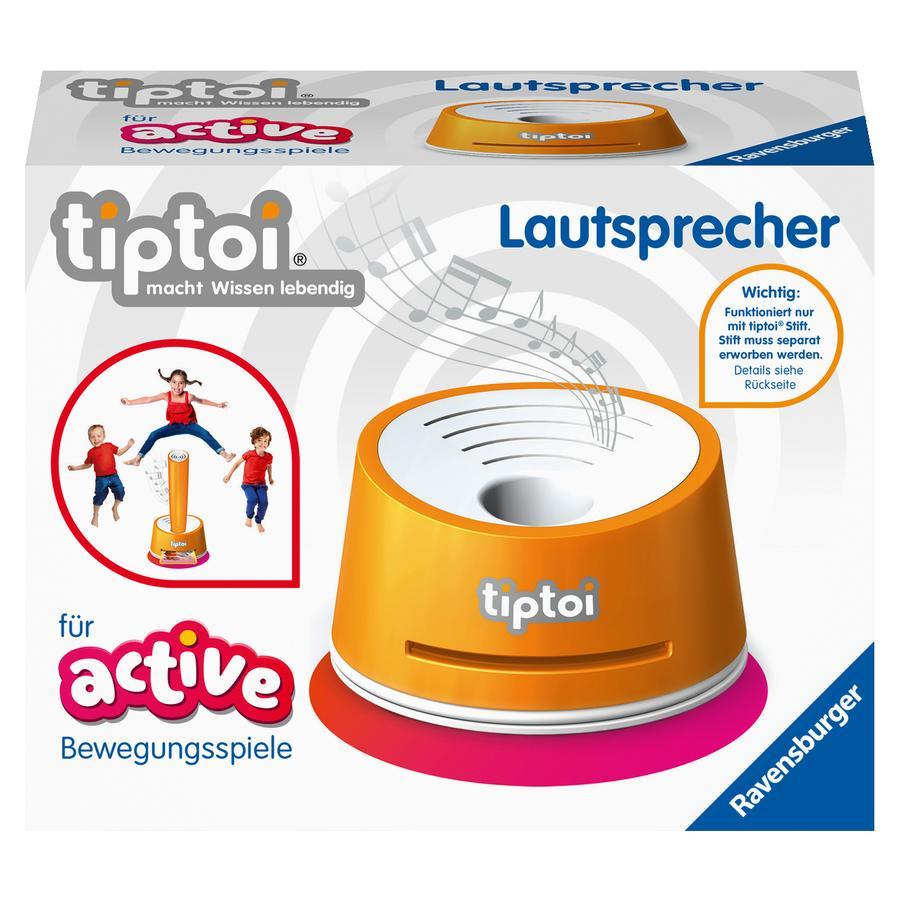 Ravensburger tiptoi® ACTIVE Lautsprecher für Bewegungsspiele
