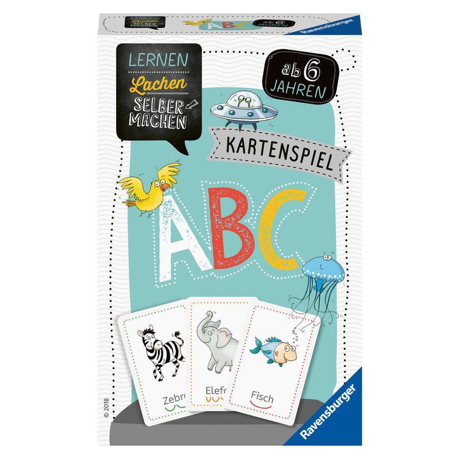 Ravensburger Lernen Lachen Selbermachen: Kartenspiel ABC