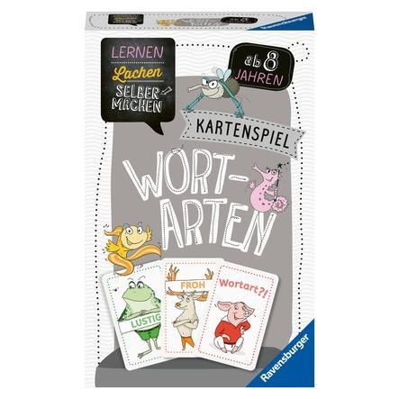 Ravensburger Lernen Lachen Selbermachen: Wortarten