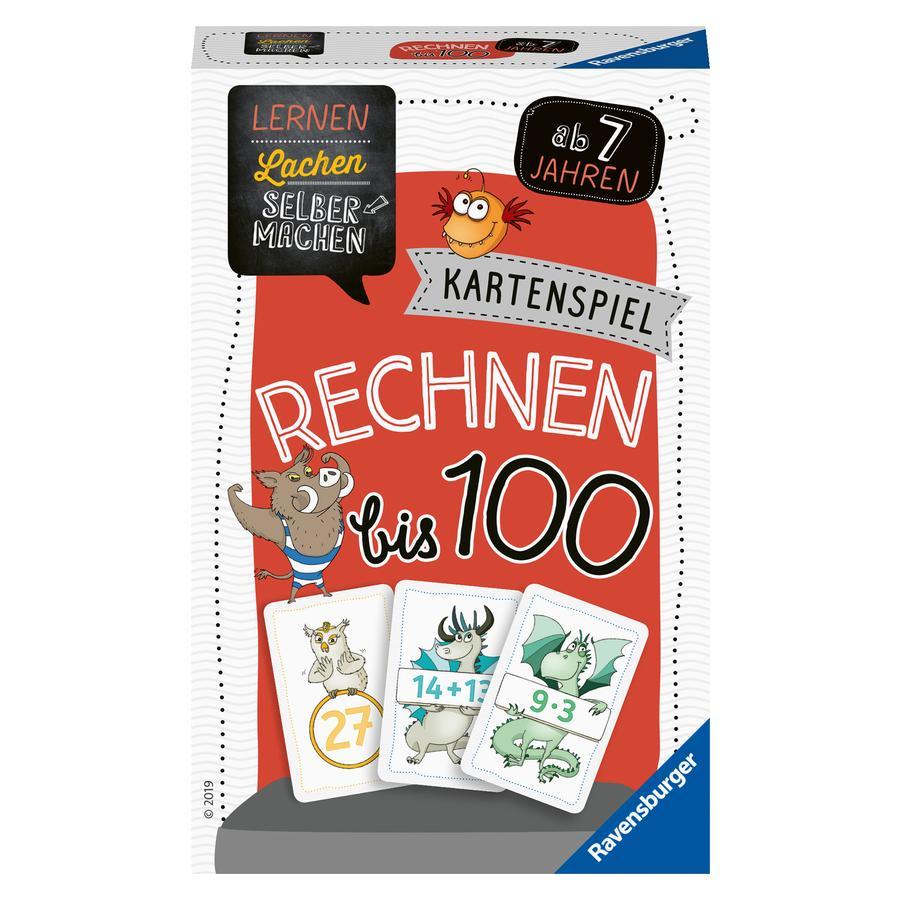 Ravensburger Lernen Lachen Selbermachen: Rechnen bis 100